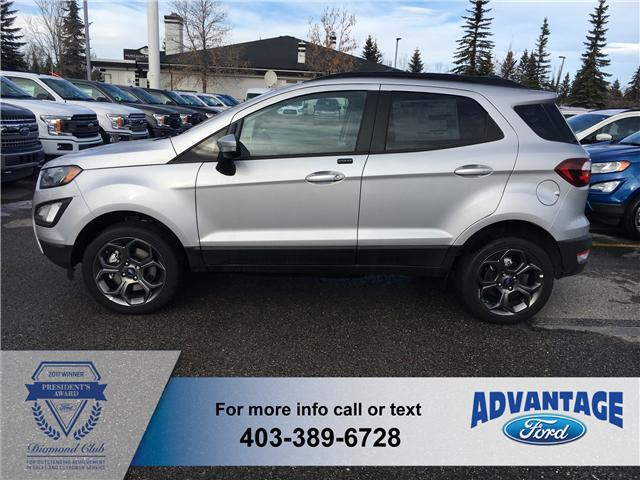 2018 Ford EcoSport SES (Stk: J-1416) in Calgary - Image 2 of 5