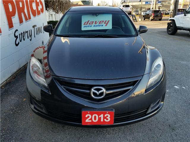 2013 Mazda MAZDA6 GS-I4 (Stk: 18-373T) in Oshawa - Image 2 of 16