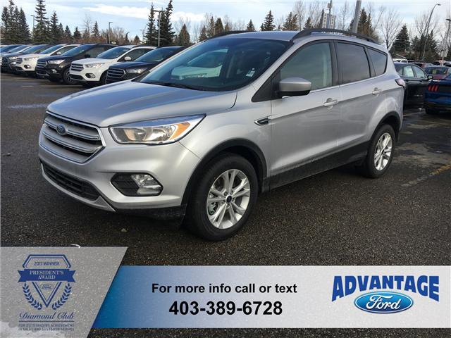 2018 Ford Escape SE (Stk: J-1469) in Calgary - Image 1 of 5