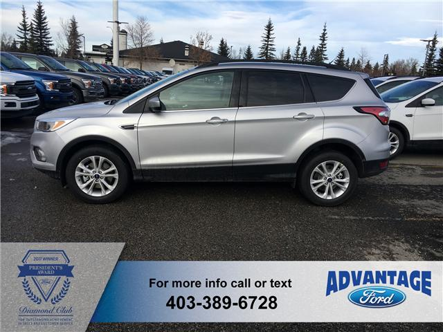 2018 Ford Escape SE (Stk: J-1469) in Calgary - Image 2 of 5