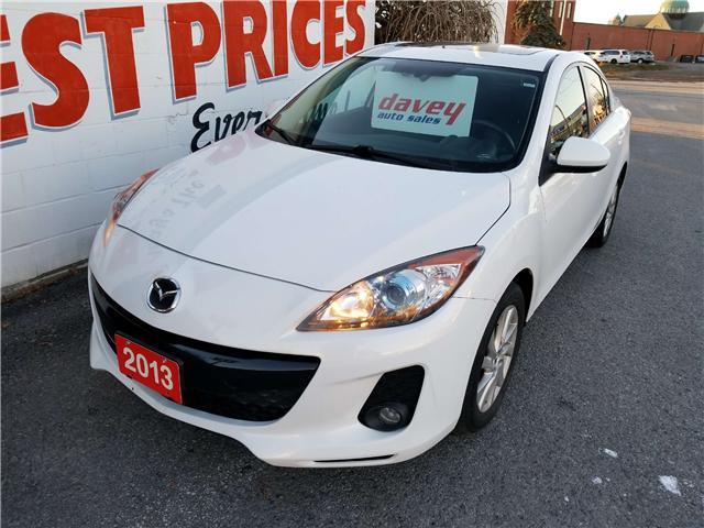 2013 Mazda Mazda3 GS-SKY (Stk: 18-404) in Oshawa - Image 1 of 17