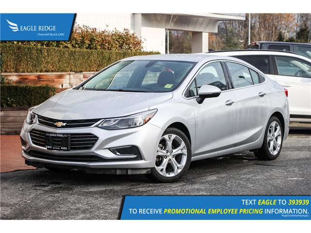 2017 Chevrolet Cruze Premier Auto (Stk: 179060) in Coquitlam - Image 1 of 15