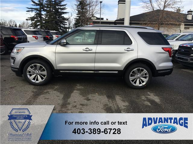 2019 Ford Explorer Limited (Stk: K-151) in Calgary - Image 2 of 5