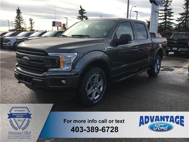 2019 Ford F-150 XLT (Stk: K-258) in Calgary - Image 1 of 6