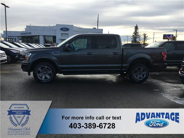 2019 Ford F-150 XLT (Stk: K-258) in Calgary - Image 2 of 6