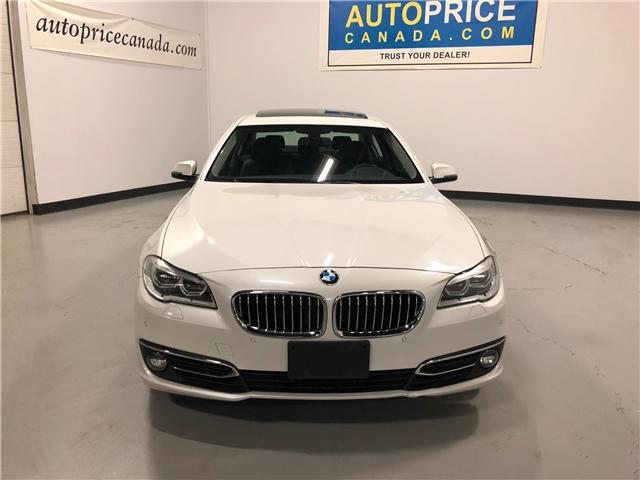 2016 BMW 535d xDrive (Stk: D9874A) in Mississauga - Image 2 of 30