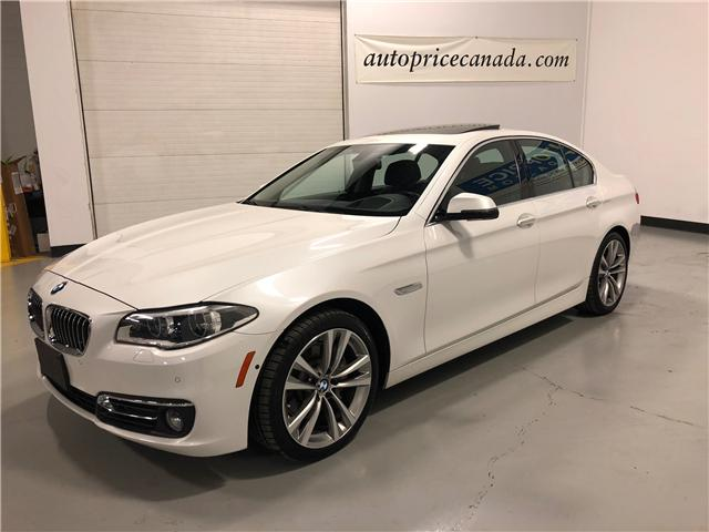 2016 BMW 535d xDrive (Stk: D9874A) in Mississauga - Image 3 of 30