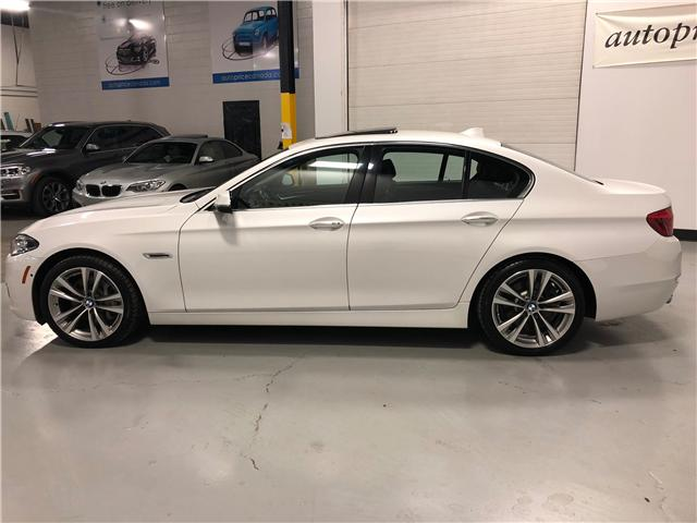 2016 BMW 535d xDrive (Stk: D9874A) in Mississauga - Image 4 of 30