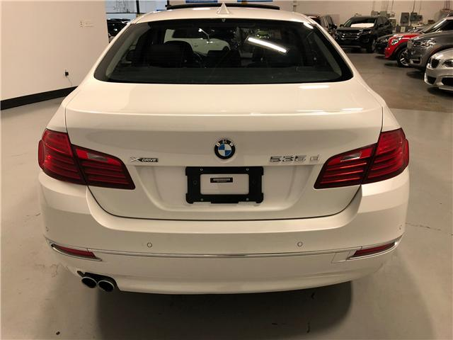 2016 BMW 535d xDrive (Stk: D9874A) in Mississauga - Image 7 of 30