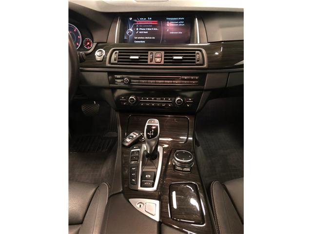 2016 BMW 535d xDrive (Stk: D9874A) in Mississauga - Image 14 of 30