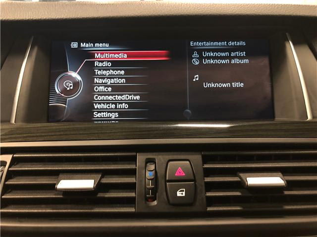 2016 BMW 535d xDrive (Stk: D9874A) in Mississauga - Image 18 of 30