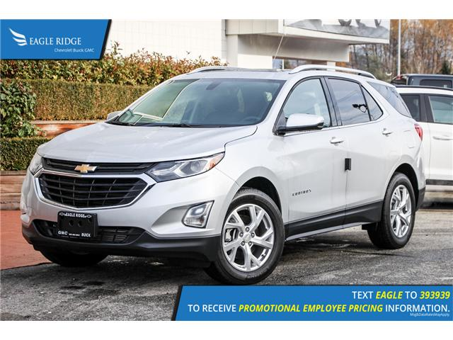 2019 Chevrolet Equinox LT (Stk: 94613A) in Coquitlam - Image 1 of 17