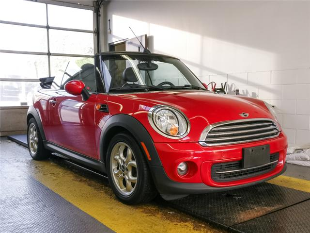 2013 MINI Convertible Cooper (Stk: 4642951) in Burnaby - Image 2 of 19