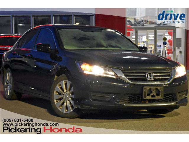 2015 Honda Accord LX (Stk: P4538) in Pickering - Image 1 of 19