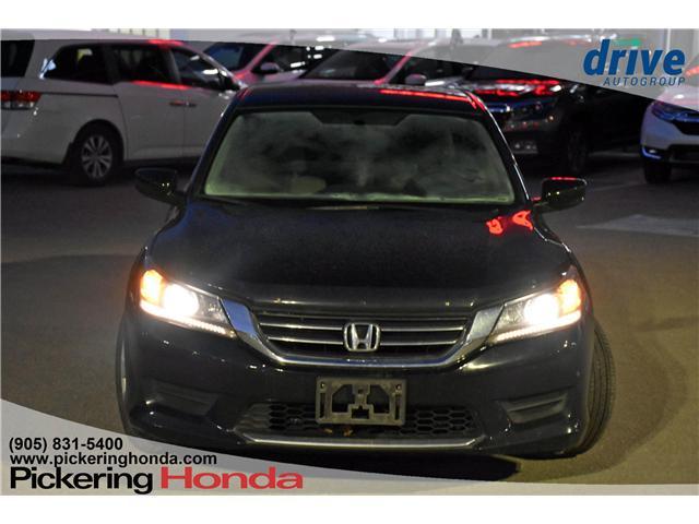 2015 Honda Accord LX (Stk: P4538) in Pickering - Image 2 of 19
