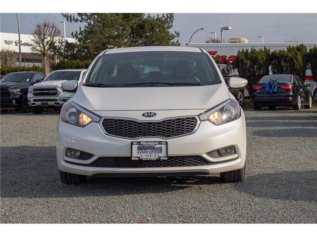 2016 Kia Forte 1.8L LX (Stk: AH8770) in Abbotsford - Image 2 of 26