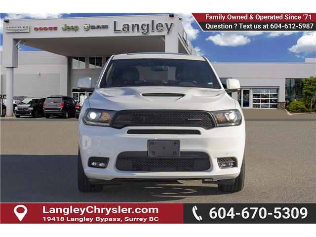 2018 Dodge Durango R/T (Stk: EE899280) in Surrey - Image 2 of 29