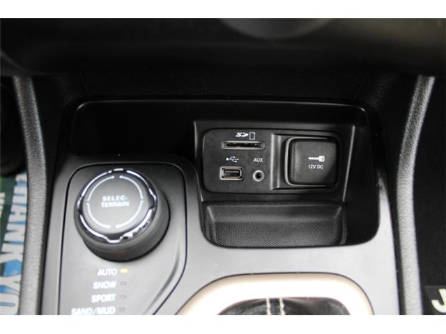 2015 Jeep Cherokee Sport (Stk: D234070A) in Courtenay - Image 16 of 29
