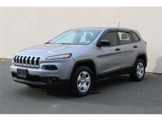 2015 Jeep Cherokee Sport (Stk: D234070A) in Courtenay - Image 2 of 29