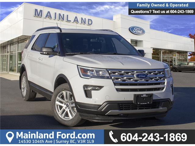 2019 Ford Explorer XLT (Stk: 9EX3854) in Surrey - Image 1 of 30