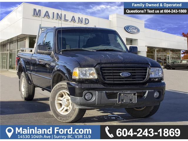 2008 Ford Ranger Sport (Stk: P8539A) in Surrey - Image 1 of 15