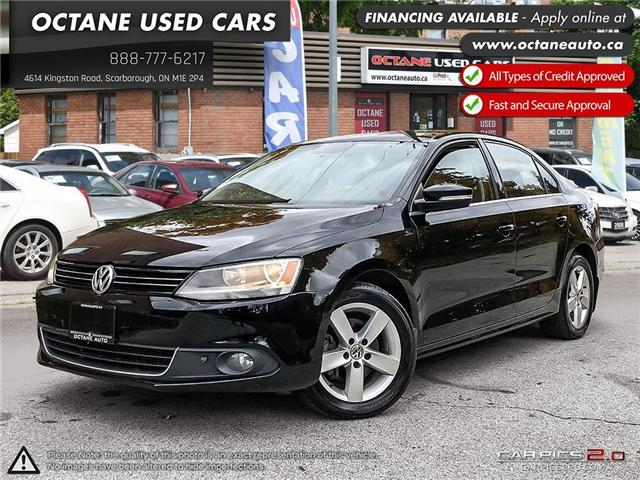 2012 Volkswagen Jetta 2.5L Sportline (Stk: ) in Scarborough - Image 1 of 24