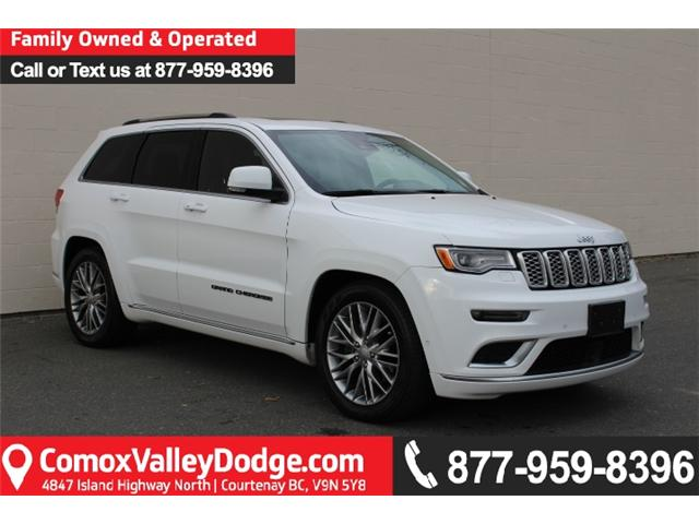 2017 Jeep Grand Cherokee Summit (Stk: S227635A) in Courtenay - Image 1 of 30