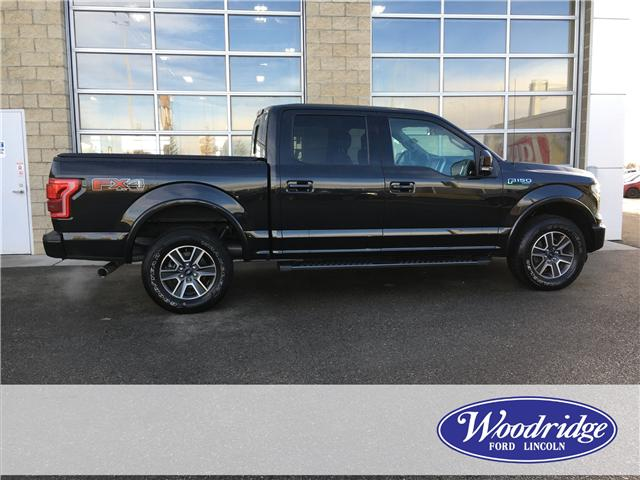 2015 Ford F-150 Lariat (Stk: J-2576A) in Calgary - Image 2 of 21