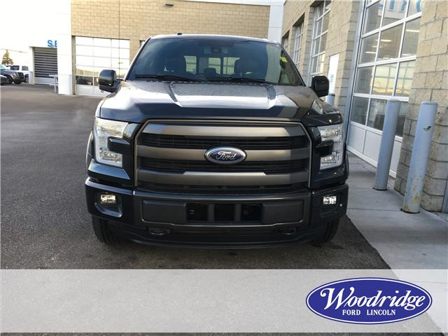 2015 Ford F-150 Lariat (Stk: J-2576A) in Calgary - Image 4 of 21