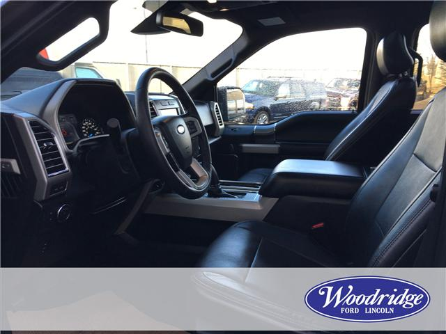2015 Ford F-150 Lariat (Stk: J-2576A) in Calgary - Image 8 of 21