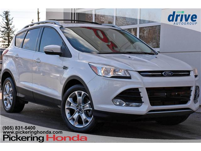 2015 Ford Escape Titanium (Stk: P4309A) in Pickering - Image 1 of 29