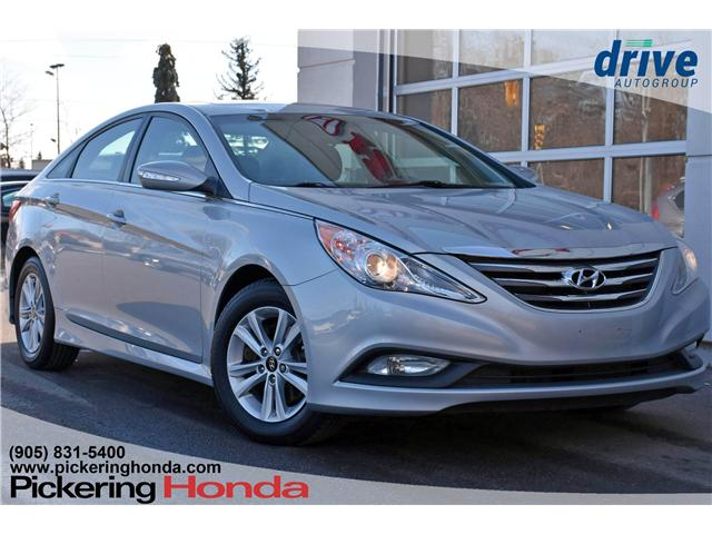 2014 Hyundai Sonata GLS (Stk: T1901A) in Pickering - Image 1 of 23