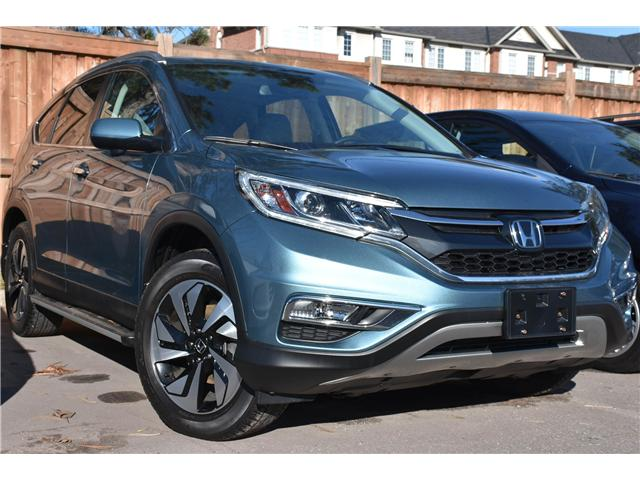 2016 Honda CR-V Touring (Stk: T1776A) in Pickering - Image 1 of 23