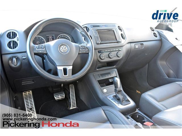 2017 Volkswagen Tiguan Wolfsburg Edition (Stk: PR1081) in Pickering - Image 2 of 18