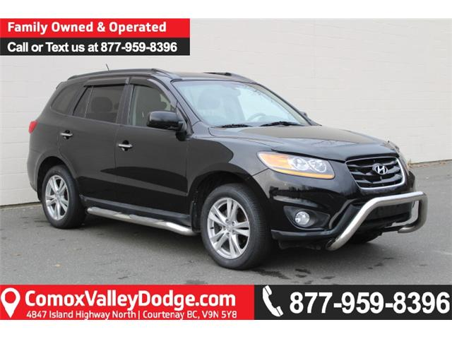 2011 Hyundai Santa Fe Limited 3.5 (Stk: G040214) in Courtenay - Image 1 of 29