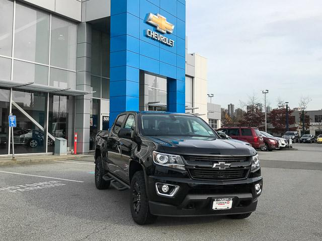 2019 Chevrolet Colorado Z71 (Stk: 9CL45920) in North Vancouver - Image 2 of 13