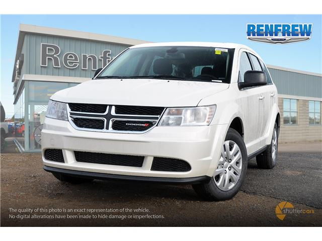 2018 Dodge Journey CVP/SE (Stk: J219) in Renfrew - Image 1 of 20