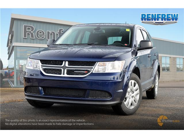 2018 Dodge Journey CVP/SE (Stk: J220) in Renfrew - Image 1 of 20