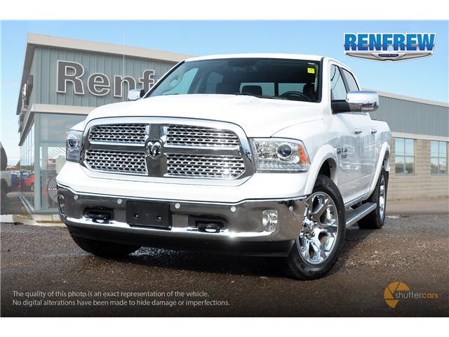 2016 RAM 1500 Laramie (Stk: K069A) in Renfrew - Image 1 of 20