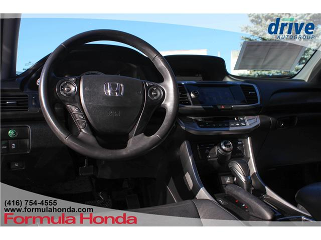 2014 Honda Accord Touring (Stk: 18-1661A) in Scarborough - Image 2 of 30
