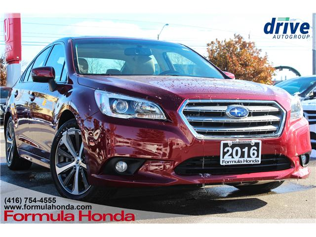 2016 Subaru Legacy 3.6R Limited Package (Stk: B10735) in Scarborough - Image 1 of 28