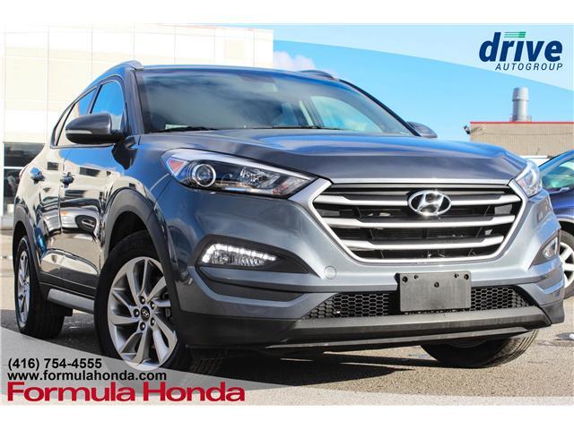 2017 Hyundai Tucson Premium (Stk: B10760R) in Scarborough - Image 1 of 28