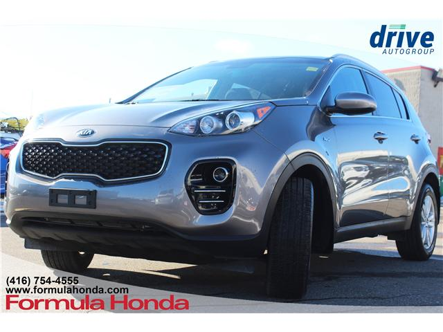 2019 Kia Sportage LX (Stk: B10763R) in Scarborough - Image 4 of 26