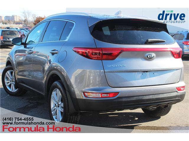 2019 Kia Sportage LX (Stk: B10763R) in Scarborough - Image 5 of 26