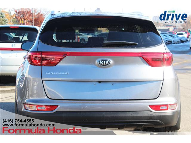 2019 Kia Sportage LX (Stk: B10763R) in Scarborough - Image 6 of 26