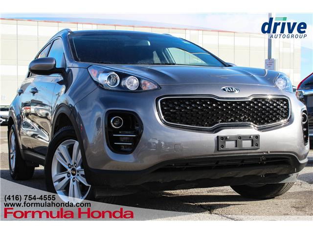 2019 Kia Sportage LX KNDPMCAC6K7500140 B10764R in Scarborough