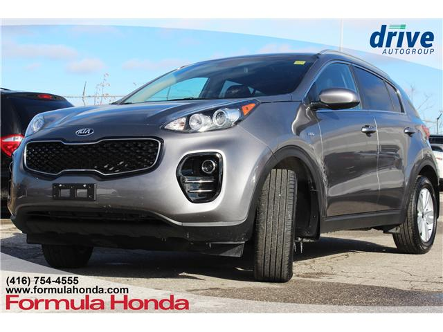 2019 Kia Sportage LX (Stk: B10764R) in Scarborough - Image 3 of 23