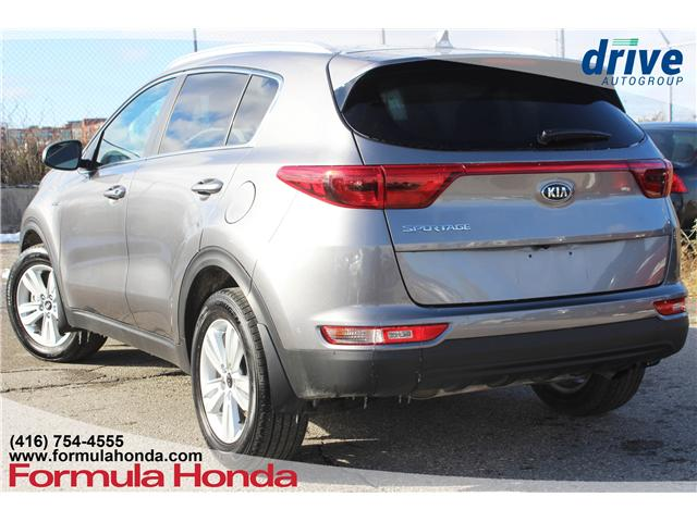 2019 Kia Sportage LX (Stk: B10764R) in Scarborough - Image 4 of 23