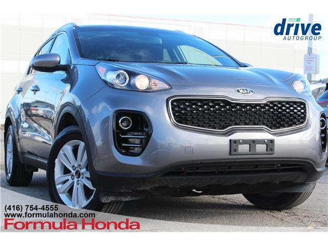 2019 Kia Sportage LX (Stk: B10765R) in Scarborough - Image 1 of 24