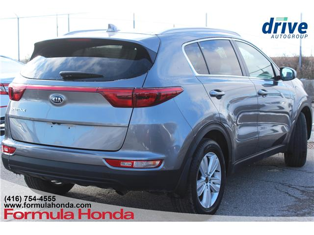 2019 Kia Sportage LX (Stk: B10764R) in Scarborough - Image 6 of 23